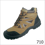 Safety boots Miller yellow